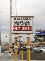 Dentist in Las Vegas NV Sahara Dental Las Vegas