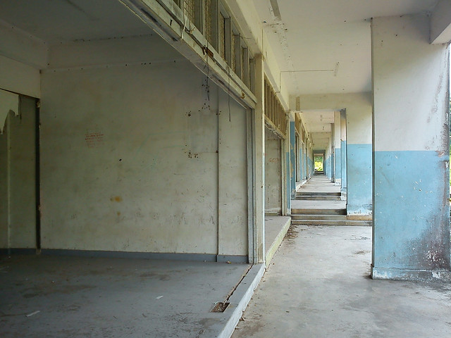 Neo Tiew   Abandoned Housing Estate
