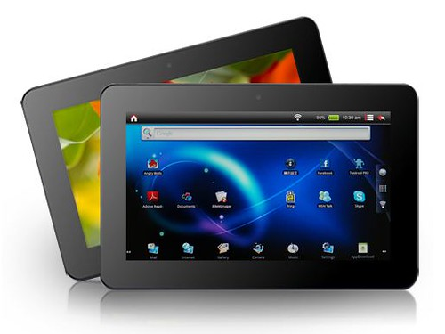 Viewsonic ViewPad 10S: Tablet Android de 10.1 Pulgadas