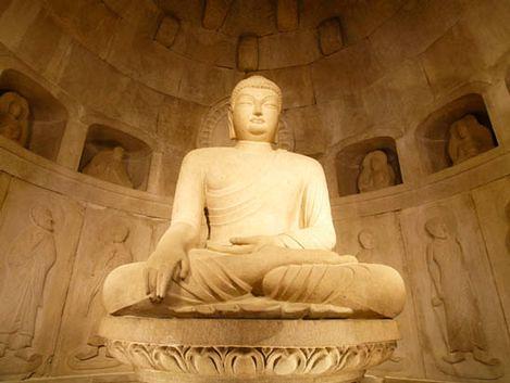 Seokguram Grotto and Bulguksa Temple