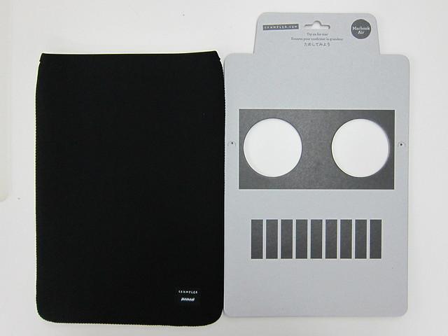 Crumpler Sleeve - The Fug (13 Inch MacBook Air) - Nice Cupboard