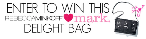 Livingaftermidnite - Win this Rebecca Minkoff mark. Delight Bag