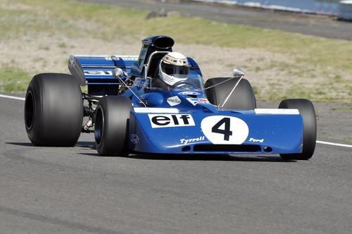 1971 Tyrrell 004 - John Dimmer