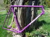 Dreesens Bicycles Snowmobile Purple