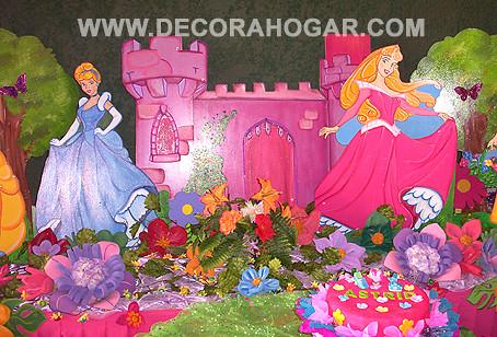 Decoraci n princesas disney flickr photo sharing - Muebles de princesas disney ...