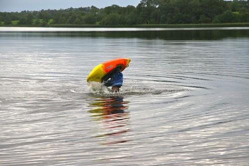 Kayaking Loop Freestyle