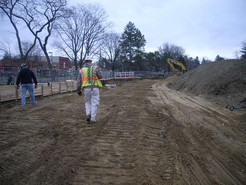 Art Museum | Basement Digging