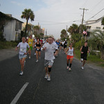 33. Folly Beach 10 Mile Run, 2008