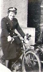 Sgt Betty Orpin Caithness-shire Constabulary 1950s