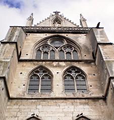 Abbey St Germain, AUXERRE, France