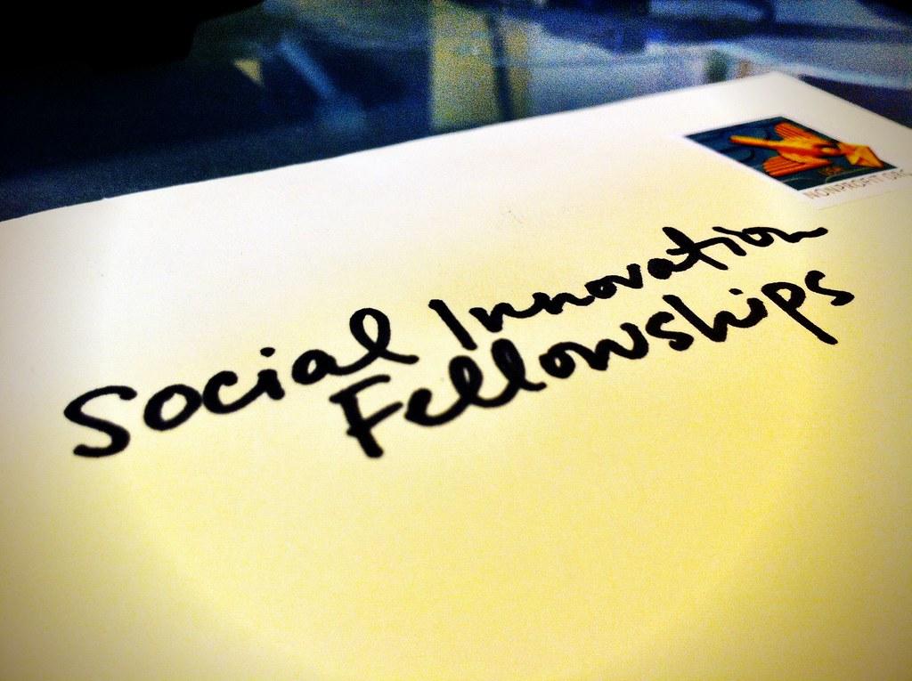 Social Innovation Fellowships