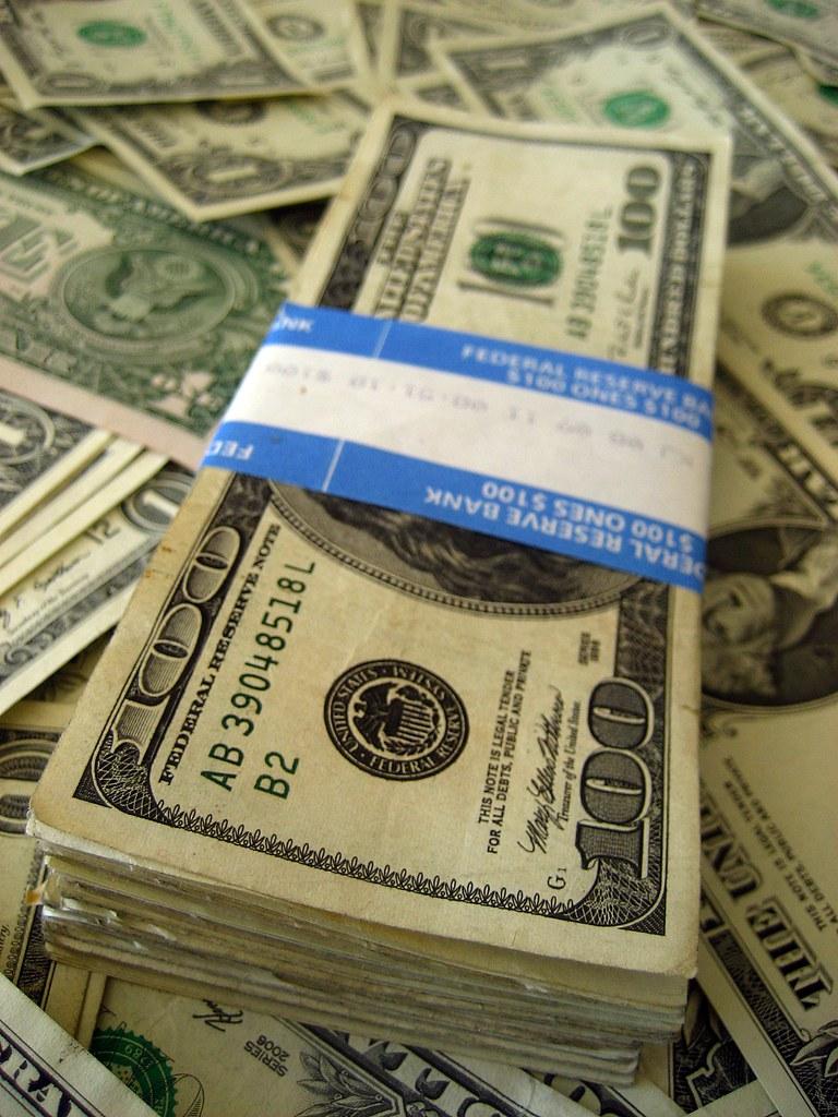 Strap of Money