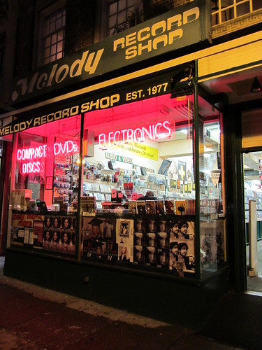 Melody Record Shop