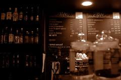 Beverage Offerings at Koffein