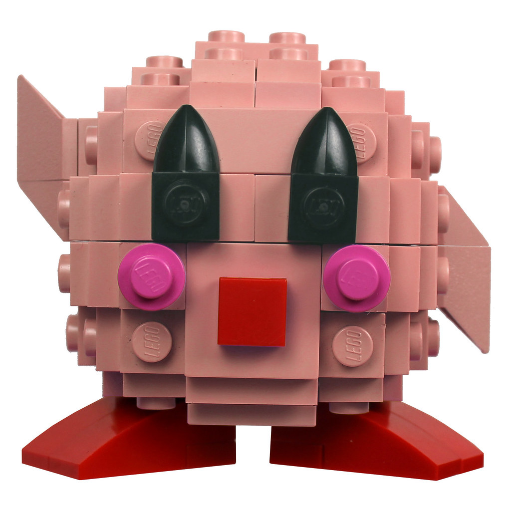 Create A Kirby Character Noll: Lowell Sphere