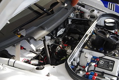Porsche GT3 trunk (front)