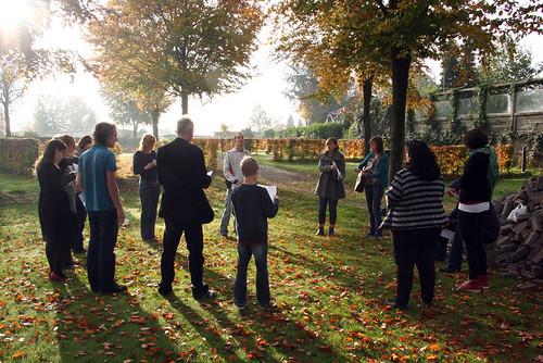 A50 Fall Retreat - Early Morning Worship