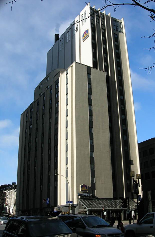 Best Western Montréal (Québec, Canada)