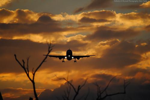 sunset airport fort spirit international hollywood lauderdale fortlauderdale airbus ftlauderdale fll a319 kfll
