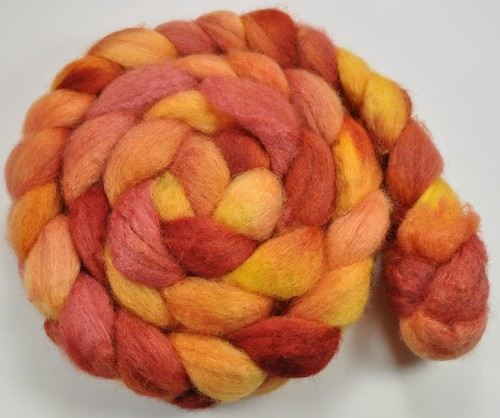 75/25 BFL/Silk - Fire