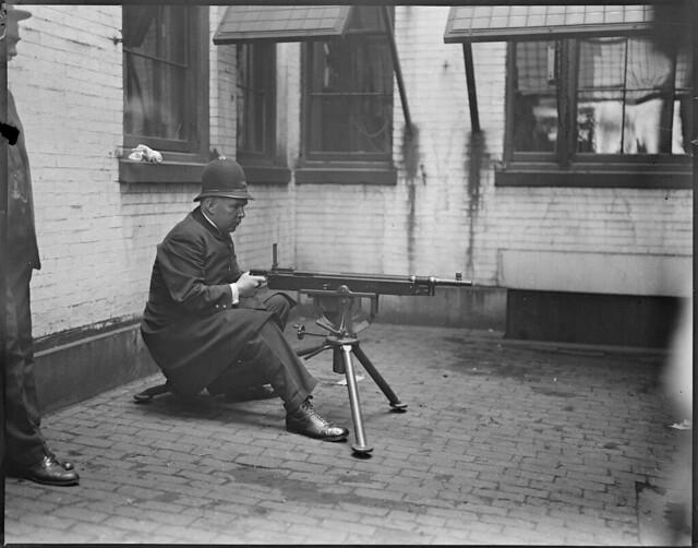 machine gun boston