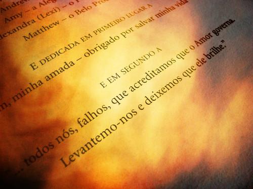 """Do livro :""""A Cabana"""""""
