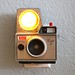 Vintage Camera Nightlight - Ansco Cadet II w/flash