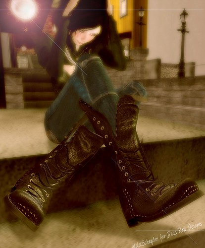 Loose Boots (long)