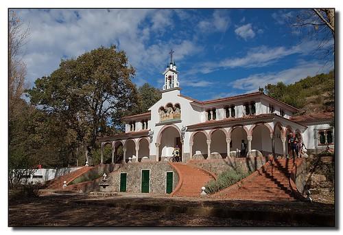 Ermita de la Virgen de Belén (Las Navas de la C.)