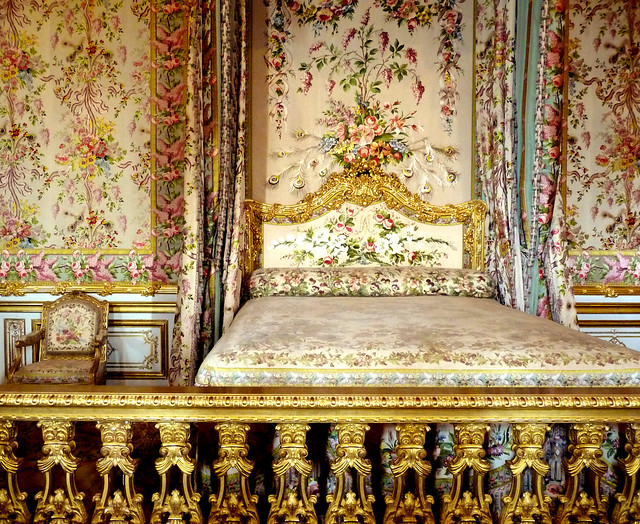 La chambre de la reine versailles flickr photo sharing for Chambre de la reine