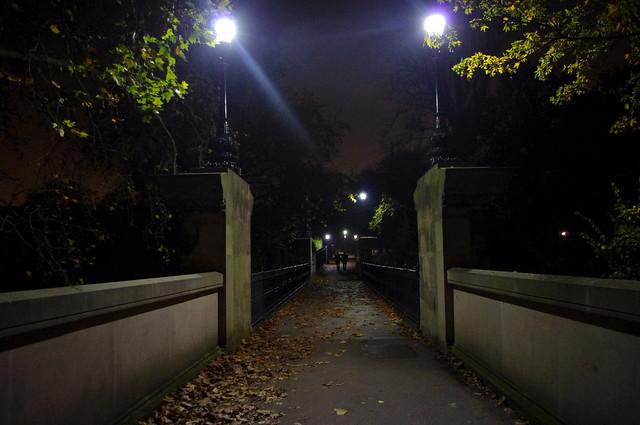 Camden Town Canal Stroll