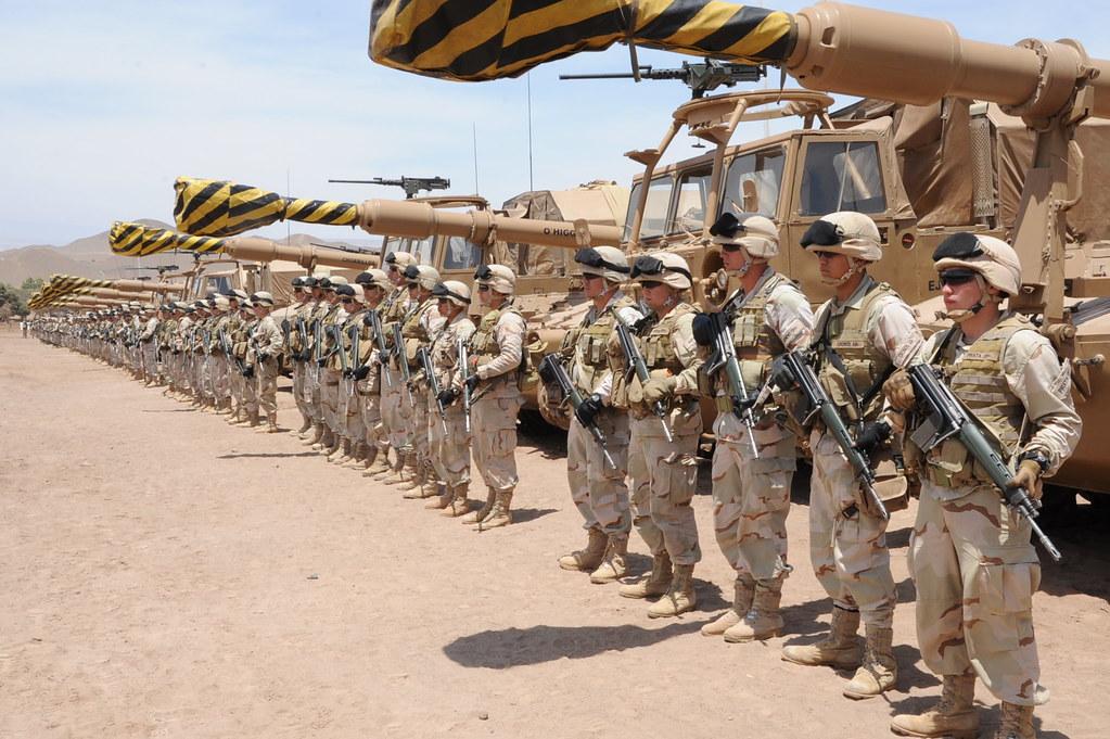 Armée Chilienne / Chile's armed forces / Fuerzas Armadas de Chile - Page 8 6350578950_64b3a5d711_b