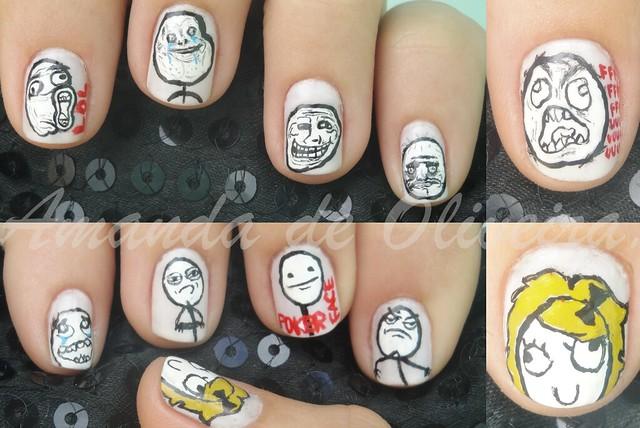 meme nails