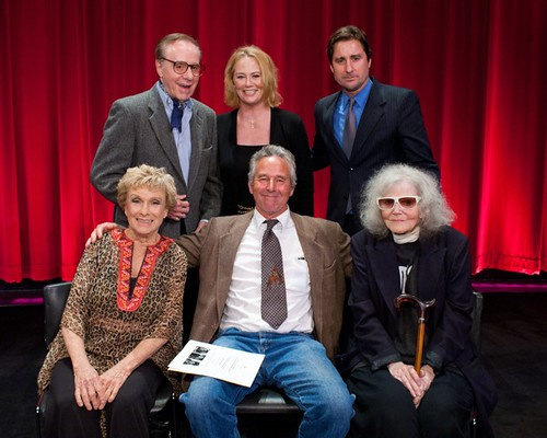 last picture show guests at Academy screening