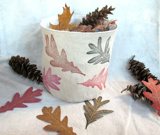 leaf bucket