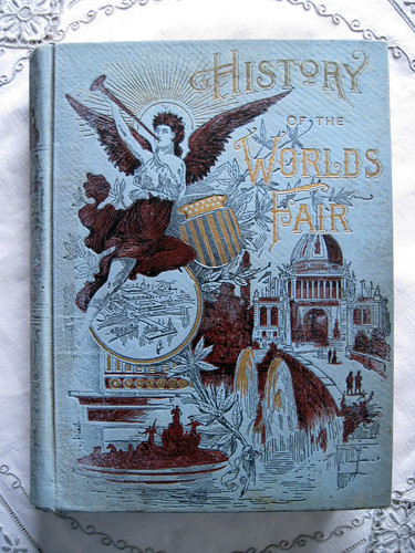 History of the World's Fair, book