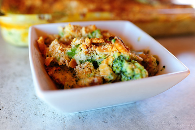 Broccoli Cheese & Cracker Casserole | The Pioneer Woman ...
