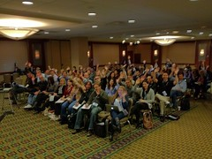 Audience for TopRank Online Marketing & panel on Social, SEO & Content