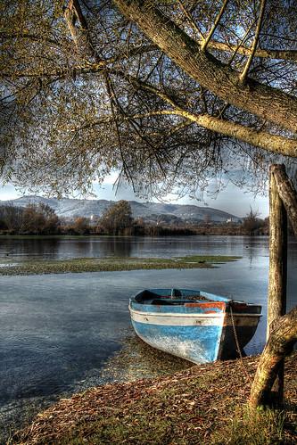 The Lake in November (Italy)