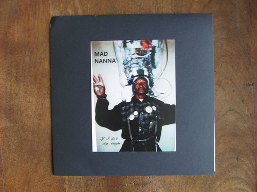 "Mad Nanna - If I Don't Sleep Tonight 7"" - Wormwood Grasshopper"