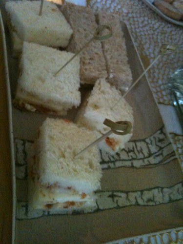 Zangvil Tea Party Sandwiches