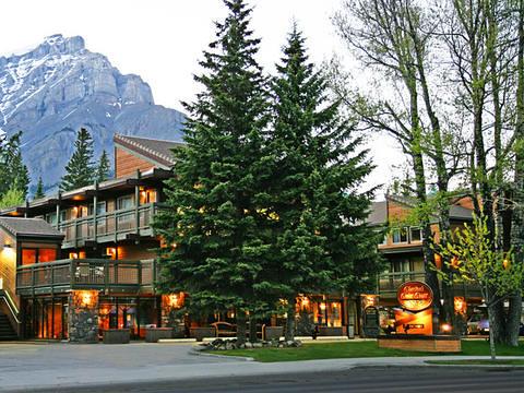 Charlton's Cedar Court (Banff, Alberta, Canada)