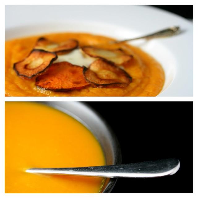 Autumnal soup