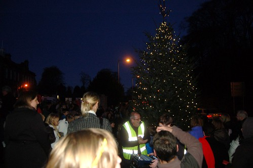 Whickham Xmas lights switch on Nov 11 16