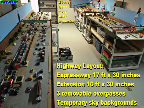 "NEW Highway Layout ""Behind the Scenes"""