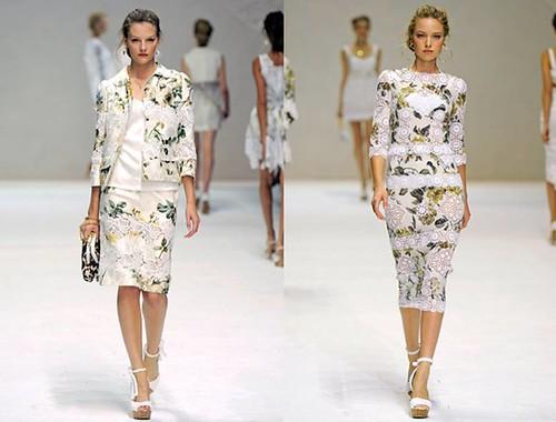 estampados-florales-oliva-Dolce-Gabbana