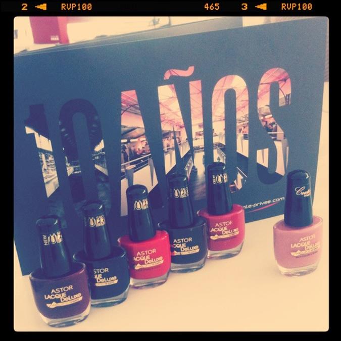 BELLEZA: nail colour explosion