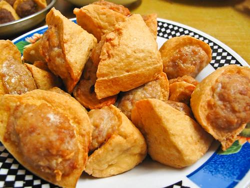 IMG_0677 Fried Yong Tau Fu, 炸酿豆腐