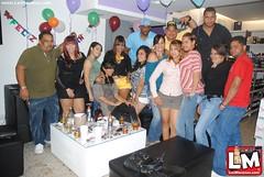 Happy birthday @ Syrah tienda de Licores
