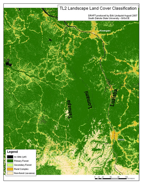 MAP1 _landcover of TL2